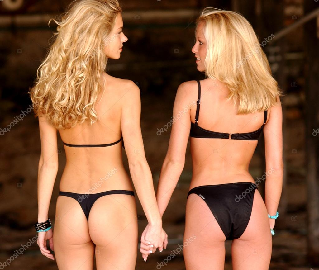 Tall slim blonde the damsels proceed the