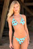 Fotografie Cute Bikini - Adorable Blond Model Natalie