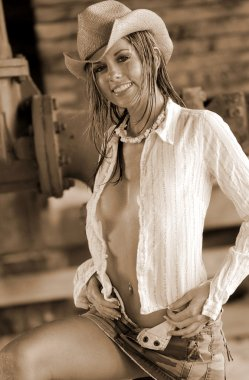Playboy Model Julie Brock - Beach Shoot - Daytona Beach