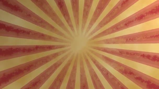 loopable varrat nélküli retro háttér videó - piros