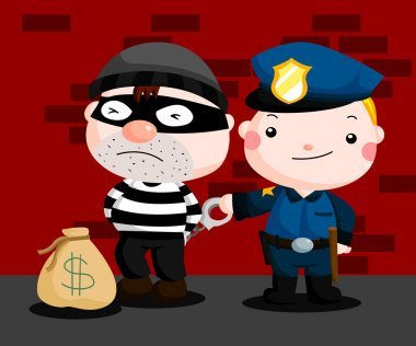 Police and Robber