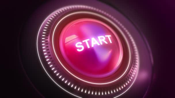 Button Start On, Off