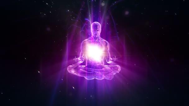 meditace loopable pozadí