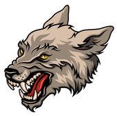 Photo Wolf head