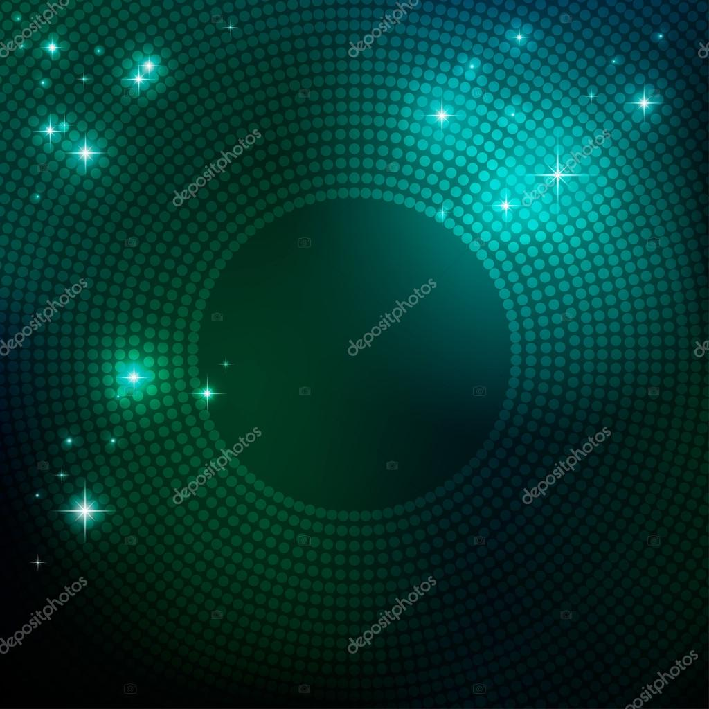 Abstract disco party background