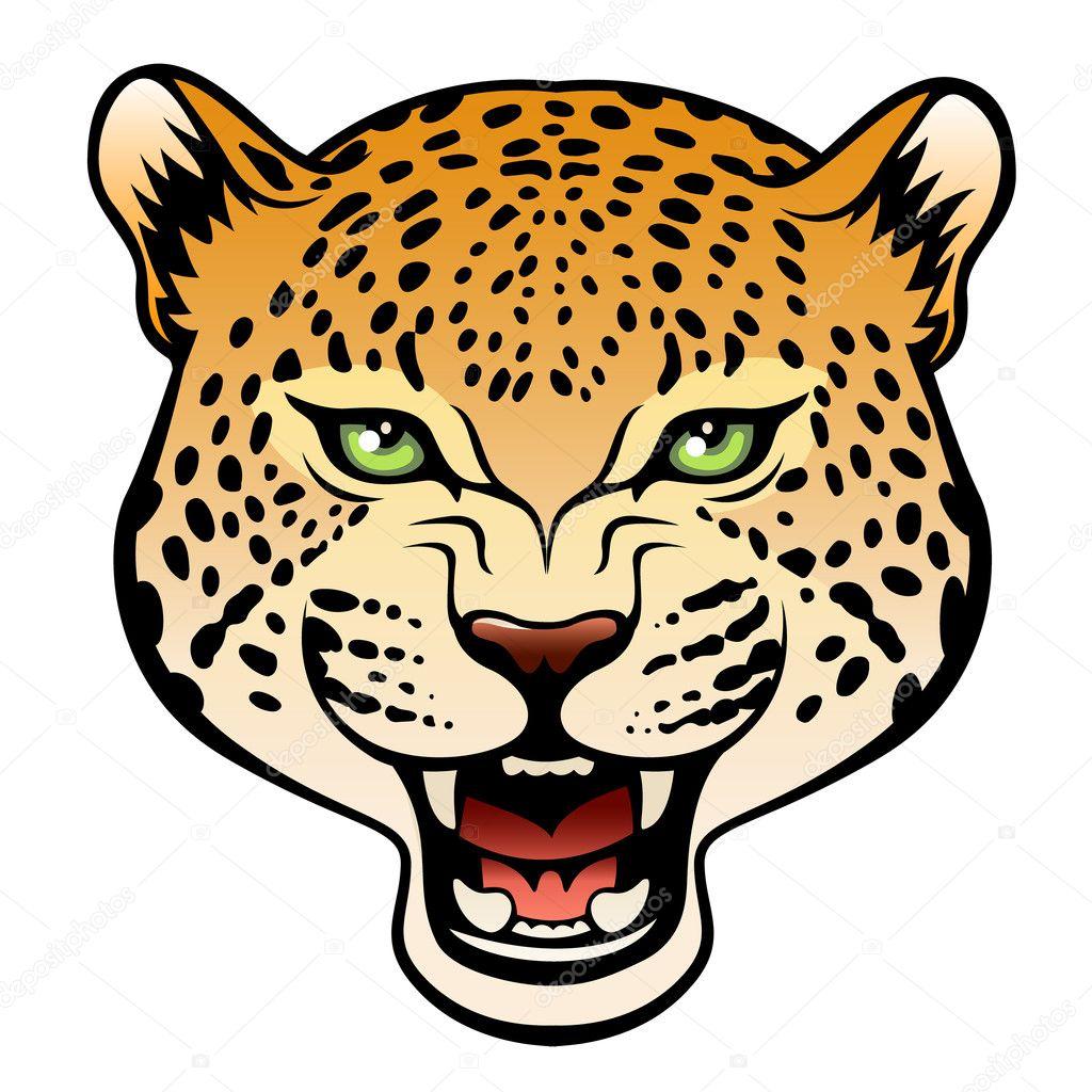 jaguar stock vector reinekke 51709635 rh depositphotos com clip art borders jaguar nfl jaguar clip art