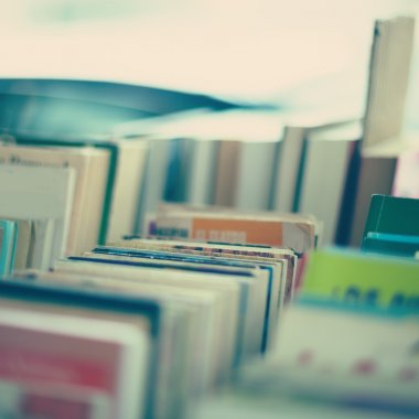 "Картина, постер, плакат, фотообои ""старые книги"", артикул 50550555"