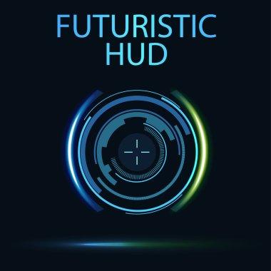 Futuristic HUD