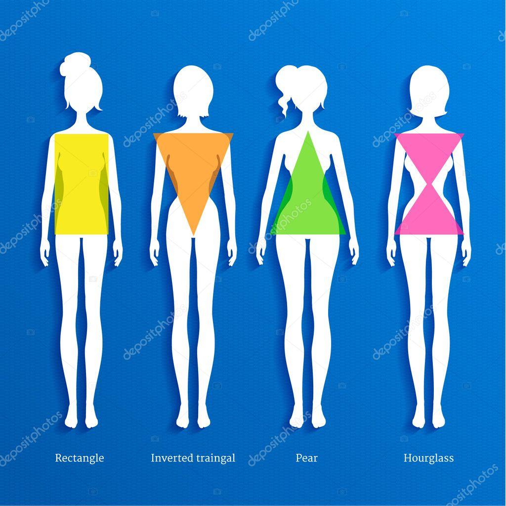 Body types.