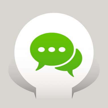 Message or chat icon