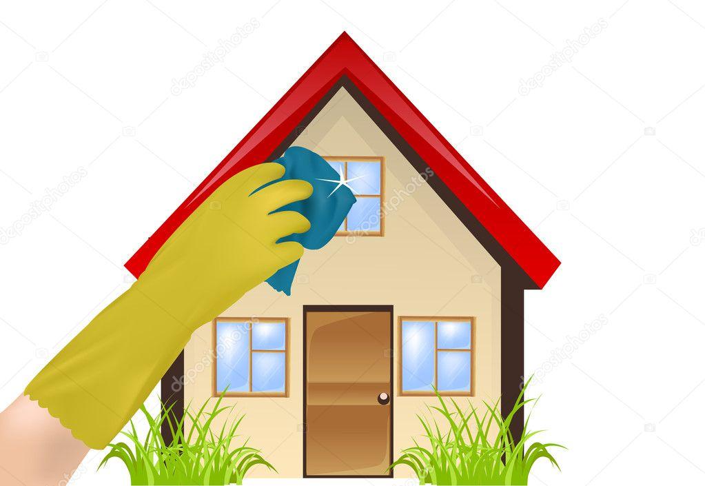 limpieza en el hogar. limpieza. limpieza de la casa. la limpieza del ...