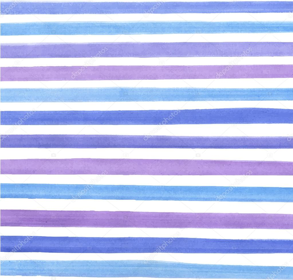 Watercolor lines background