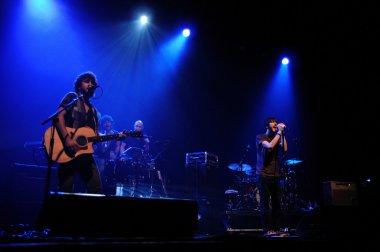 Vetusta Morla band performs