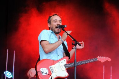 Love of Lesbian  performs