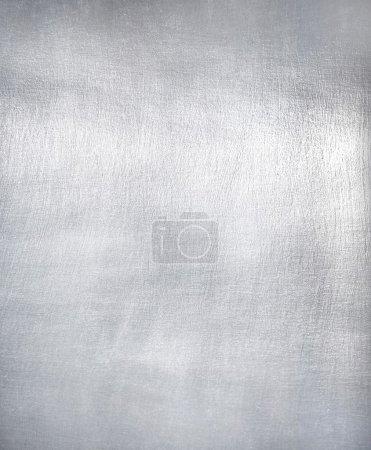 Photo pour Plaque métallique fond en acier. Salut texture res - image libre de droit
