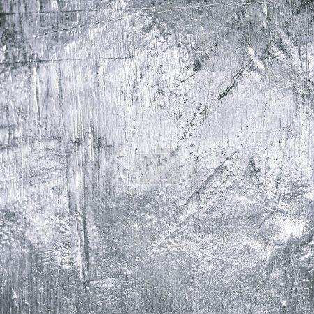 Photo pour Arrière-plan en acier de plaque métallique. - image libre de droit