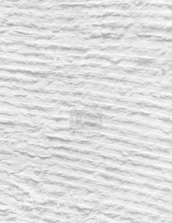 Photo pour Texture papier. Feuille de papier blanc. Bonsoir. . - image libre de droit