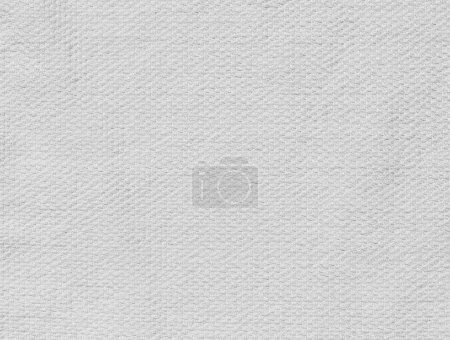Photo for Blank white canvas page. High resolution scanned image - Royalty Free Image