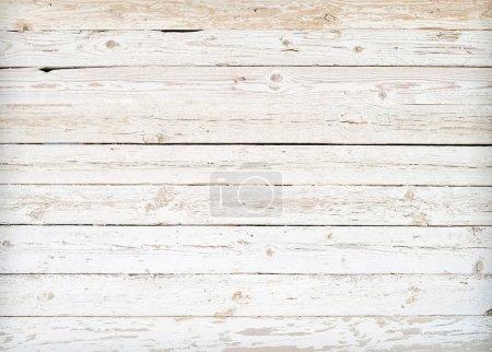 Photo pour Grunge fond de planche de bois peint altérée - image libre de droit