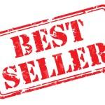 Best seller rubber stamp vector illustration. Cont...