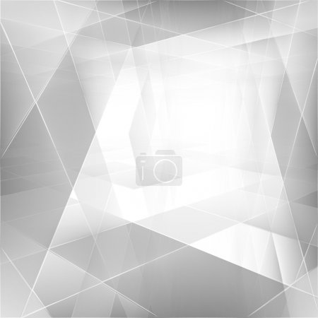 Illustration for Abstract background. EPS 10 vector illustration. Used opacity mask and transparency layers of background and mesh objects - Royalty Free Image