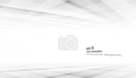 Illustration for Minimalistic architectural background. EPS 10 vector illustration. Used opacity mask and transparency layers of background - Royalty Free Image