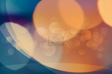 Beautiful abstract bokeh over bright backgrounds for your design