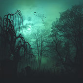 Abstract horror backgrounds