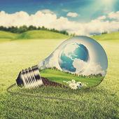 Eco énergie concept