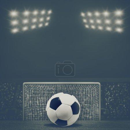 Vintage sport background