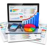 Mobile office work, stock exchange market trading,...