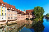 Scenery of Nuremberg, Germany