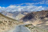 Landscape in Himalayas