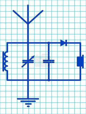 Detector receiver