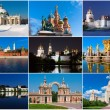 Collection of beautiful photos in Moscow, Russia...
