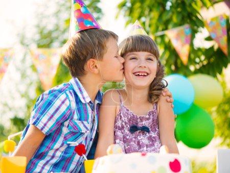 Children birthday party