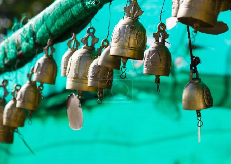 tradition asian bell