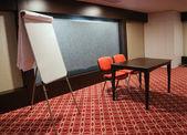 "Постер, картина, фотообои ""пустой конференц-зал"""