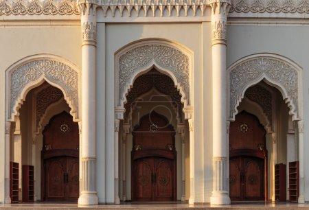 Mosque in Sharjah, United Arab Emirates