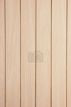 Photo for Wood plank brown texture background - Royalty Free Image