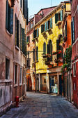 Narrow street  in Italy