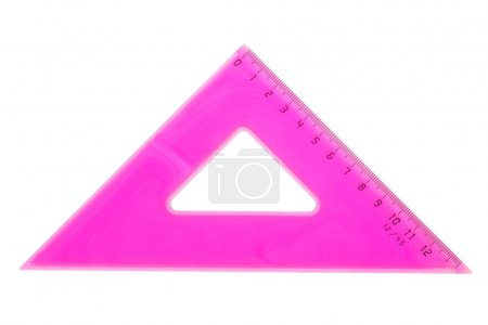 pink school triangle