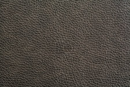 Photo for High rezolution texture of black leather - Royalty Free Image