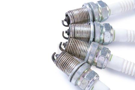 Used sparks plugs
