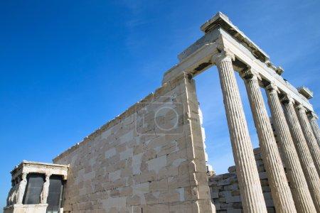 Photo for Parthenon on the Acropolis in Athens, Greece - Royalty Free Image