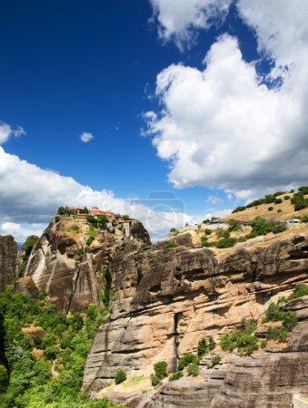 Rock in Meteora