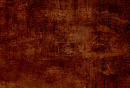 Photo pour Texture de vieux mur de rouille grunge - image libre de droit