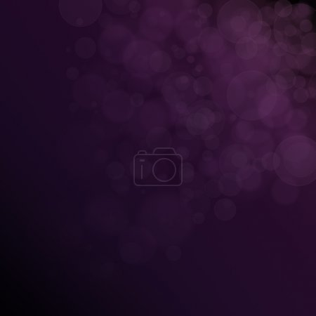 Photo for Background with bokeh lights - Royalty Free Image
