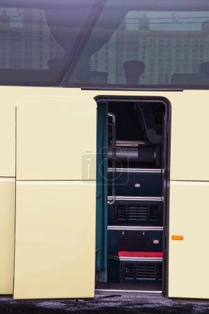 The image of bus