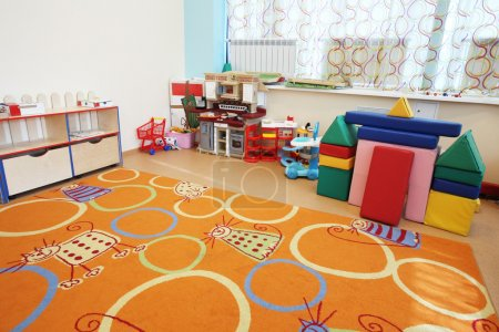 Photo for Playing room in a kindergarten - Royalty Free Image